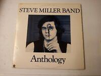Steve Miller Band-Anthology Double Vinyl LP 1972