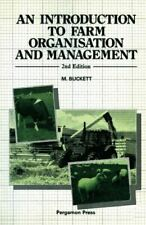 An Introduction to Farm Organisation & Management, Buckett, M., Very Good, Paper