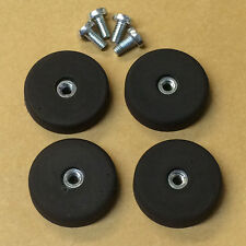 4 shock mounts EAMES fiberglass chair Herman Miller Vitra shockmounts