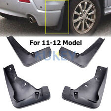 FIT FOR MITSUBISHI ASX / OUTLANDER SPORT RVR 2010~2012 MUD FLAPS SPLASH GUARDS