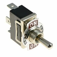 On-off-on estándar Toggle Switch Spdt 15a 250vac