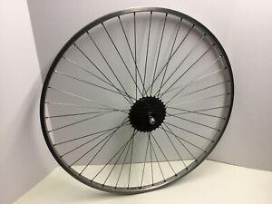 """Vintage Wolber Super Champion 27"""" Rear Bicycle Wheel Rim 40 Spoke Touring Bike"""