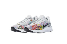 Nike WOMEN'S Odyssey React GPX RS Floral White Running Shoes SIZE 5 BRAND NEW