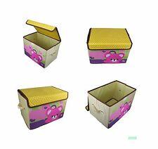 Spielzeugbox Frosch Aufbewahrungsbox Spielzeugkiste Aufbewahrung Kindermöbel