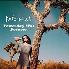 KATE NASH - YESTERDAY WAS FOREVER CD ALBUM NEW (17TH AUGUST)