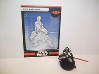 Star Wars Miniatures - Sith Matauder 19/60 - Knights of the Old Republic
