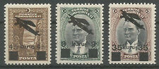 1941 TURKEY  3rd AIR MAIL  ISSUE COMPLETE SET MNH**