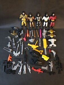 90s Kenner Batman Action Figure lot Beyond Animated Camouflage Accessories