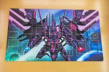 F3380+ Free Mat Bag Yugioh YGO TCG Playmat Number 107 Galaxy Eyes Tachyon Dragon