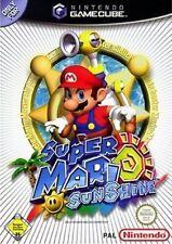 SUPER MARIO SUNSHINE GAMECUBE GAME PAL