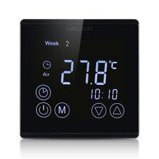 Welquic Digitaler Programmierbar Thermostat Raumthermostat Fußbodenheizung C19.H