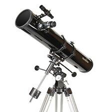 Sky-watcher Newton Telescopio 114/900 Montatura Equatoriale Eq1 Nero (o7i)