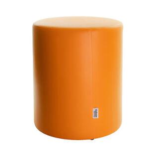 Sitzhocker Kaikoon Orange Ø34 x 44cm