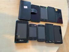 10 X No Work Faulty Phone For Spare Repair Mix 4 Nokia 1 Sony 1 LG And Other 5