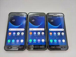 Samsung Galaxy S7 Active SM-G891-Titanium Gray (AT&T) - *Lot of 3* *Check IMEI*