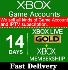 XBOX LIVE GAME PASS Ultimate - GAME PASS LIVE GOLD Region Free Fast Worldwide