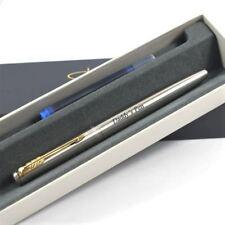 Personalised Engraved Parker Jotter Fountain Pen - Steel Gold Trim - 2018 Design