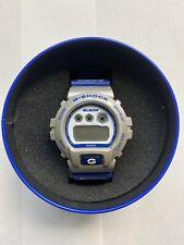 Mr. Cartoon CASIO G-SHOCK Limited Edition Watch DW-6900-MRC-8CR Blue Grey White