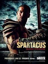 SPARTACUS: BLOOD AND SAND (TV) Movie POSTER 11x17 D