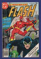 The FLASH No. 252  The Elongated Man Appearance DC Comics 1977 8/11