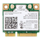Intel Dual Band Wireless-AC 7260HMW 867M 802.1AC Wifi BT4.0 Mini PCI E Half Card