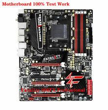 FOR ASROCK 990FX Professional AM3+ Motherboard Supports FX4100 6120 8370 9590