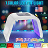 7 Color LED Light Photon Face Therapy Facial Skin Therapy Wrinkle Beauty