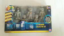 Doctor Who Character Minifigures Set