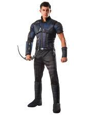 """Hawkeye Mens Dlx Costume,X-Large, CHEST 44 - 46"""", WAIST 36 - 40"""", INSEAM 33"""""""