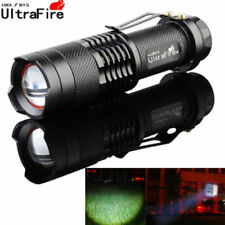 Ultrafire Tactical 20000Lm LED Flashlight Torch Lamp T6 Zoomable Focus Camping
