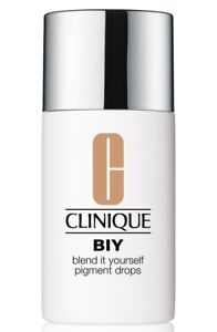 Clinique BIY™ Blend It Yourself Pigment Drops 10 mL Pick your shade New in Box