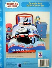 ~ Thomas the Tank - DOUBLE BED DOONA QUILT DUVET COVER US Full *Last One*