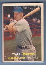 1957 Topps #16 Walt Moryn VG-EX     GO80