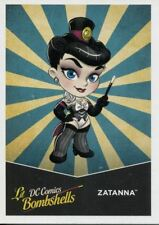 DC Comics Bombshells Lil Bombshells Chase Card L11 Zatanna