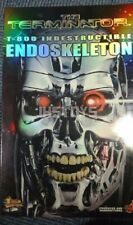 Undisplayed Hot Toys 1/6 The Terminator T-800 Indestructible Endoskeleton MMS33