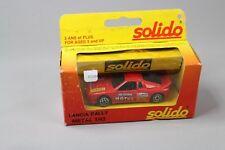 ZC1139 Solido 450452 Voiture miniature 1/43 Lancia Rally Motul Cibie Devil Facom