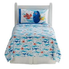 Disney Jumping Beans Finding Dory Sheets Full Size Microfiber Sheet Set NEW