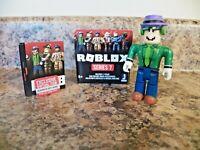 MrWindy Mr Windy ROBLOX Mini Figure w/ Virtual Game Code Series 7 NEW