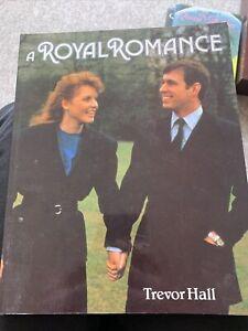 A Royal Romance By Travel Hall - Prince Andrew And Sarah Ferguson
