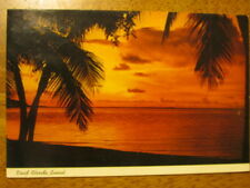 Postcard, A typical Enchanting Sunset in Tropical Florida (MX.45)