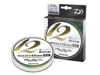 Daiwa Morethan 12 Braid EX+SI lime-green - 135m NEUF 2019