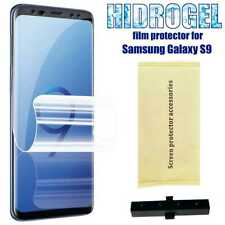 Full Cover Screen Protector TPU Hydrogel Film Protective for Samsung Galaxy S9