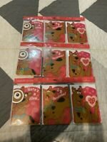 HALLMARK SCOOBY DOO VALENTINES DAY CARD LOT OF 3 6 PACKS OF CARDS