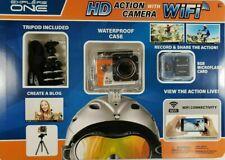 Explore One Hd Action Helmet Camera Wifi 8Gb Tripod GoPro Pre