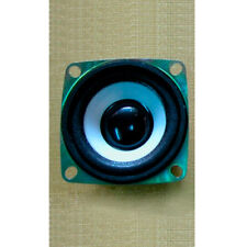 "2X 2""inch white basin speaker 4ohm 5W 4Ω loudspeaker 52mm For USB portable audio"