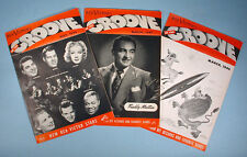 1946-1947 RCA Victor In the Groove 3 Music Trade Magazines Jazz Big Band