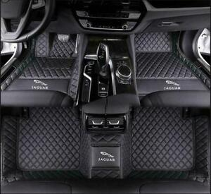 Suitable For all Jaguar F-Pace XJ XF XE F-TYPE XK I-PACE Car floor mats