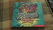 Zoombinis Logical Journey Pc, Mac Learning Company Math Software Cd