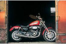Harley-Davidson Sportster Boxcar Wallpaper Mural   93703