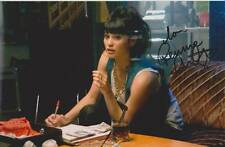 Gemma Arterton signed 12x8 photo (image C) (UACC COA)
